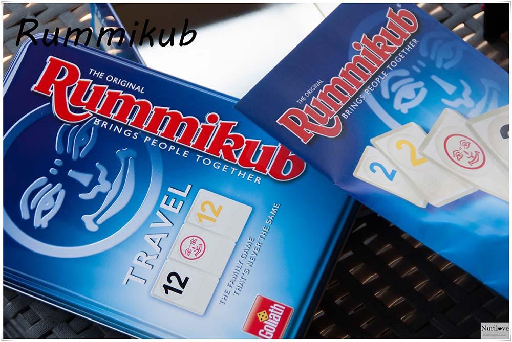 Rummikub un juego de mesa para disfrutar con tu familia o amigos