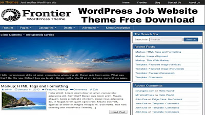 free job board template, jobify wordpress theme free download, wordpress job portal theme free,  WordPress Job Website Theme