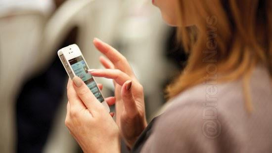 rede social dados usuaria caluniou mulher