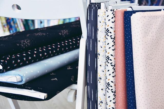 GrinseStern, Atelier Brunette, Stoff, Stoffladen, Online Stoffe kaufen