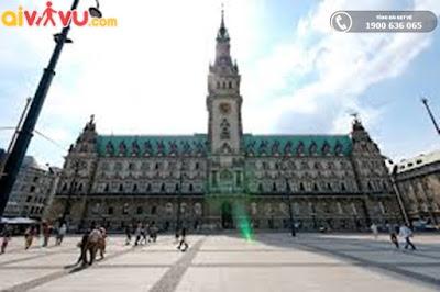 Tòa nhà thị chính Hamburg