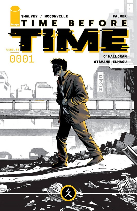 Cover of Time Before Time #1