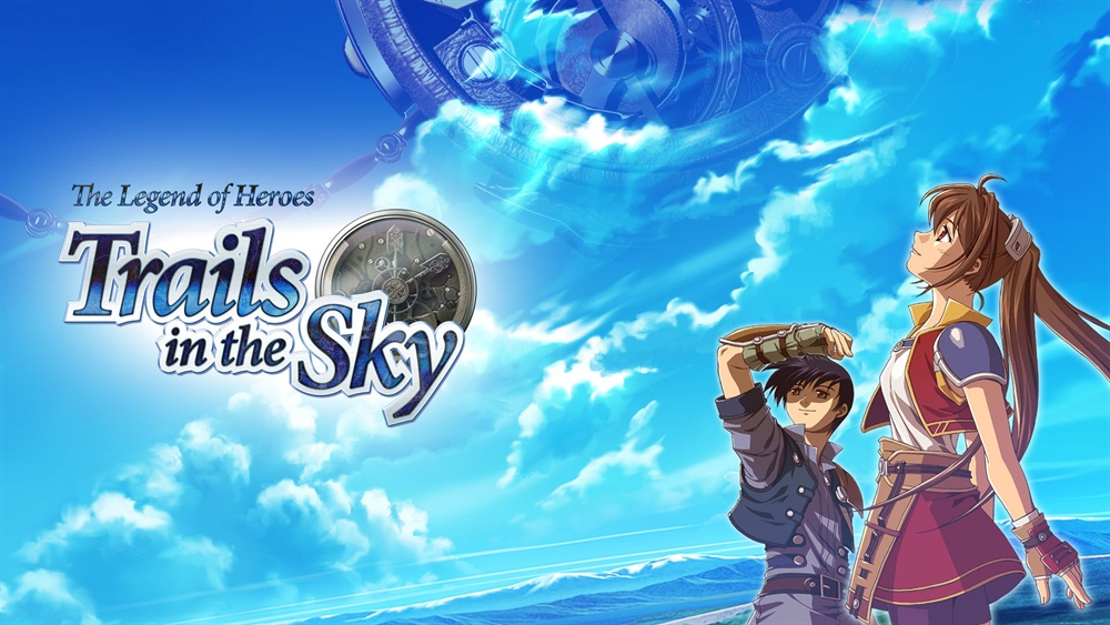 The Legend of Heroes Trails in the Sky SC Download Poster