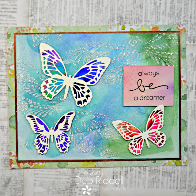 Always Be A Dreamer Mixed Media Plaque