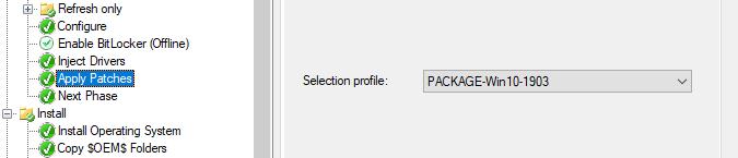 Windows 10 : Deploying a customized start menu | OS|DC