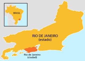 Río De Janeiro Estructura Urbana