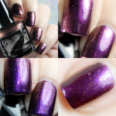 Crowstoes Nail Color DRT