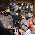 Pembagian Masker Warnai Operasi Yustisi di Banjarmasin