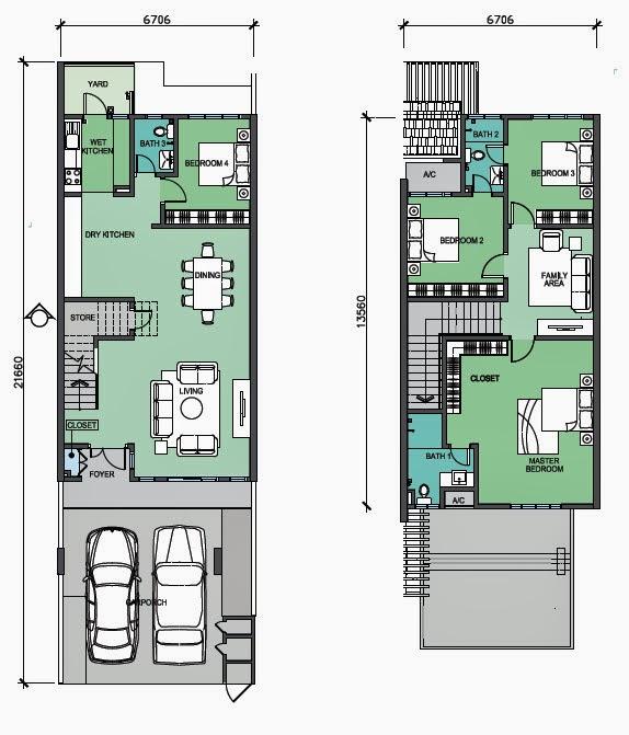 Floor Plan Feng Shui 平面图の风水: December 2013