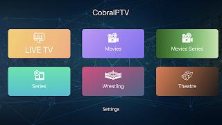 تطبيق cobra tv للايفون