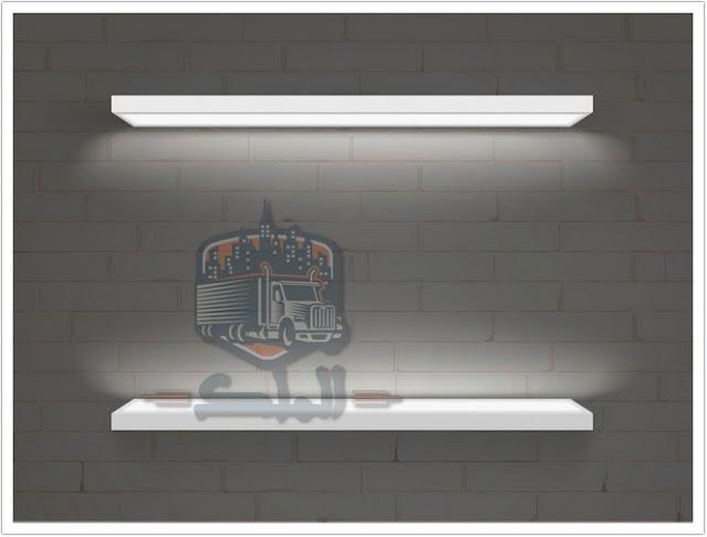 4 تكوينات LED