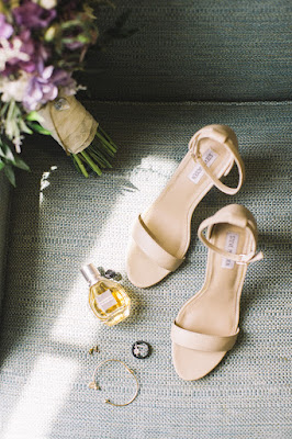 wedding photo of shoes