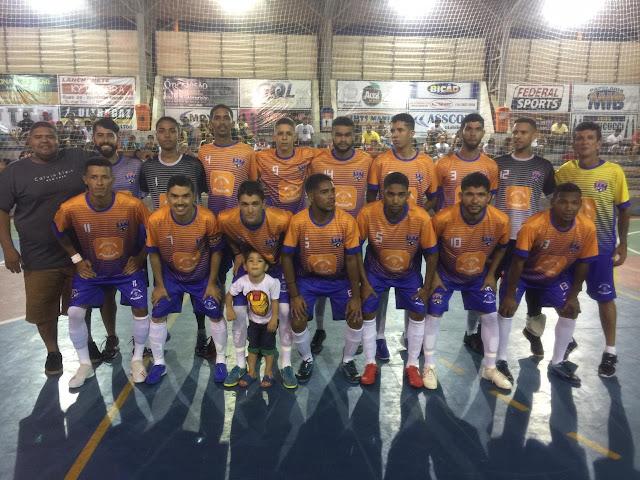 Miguel Calmon vence por 8 X 3 no Baiano de Futsal - veja