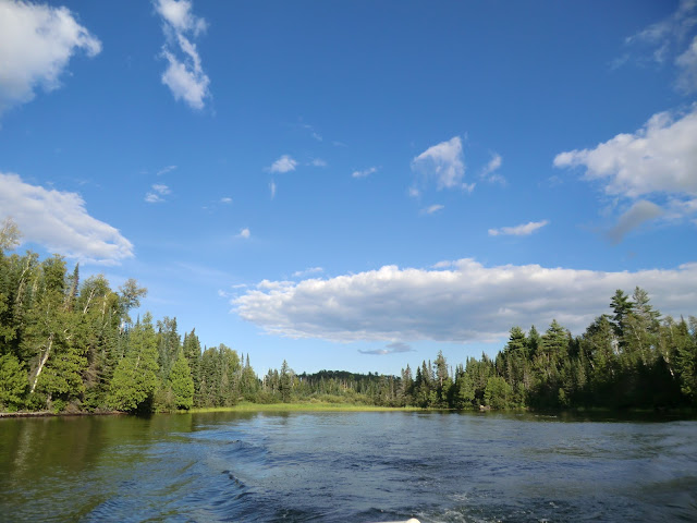 Cloud Lake near Thunder Bay, On