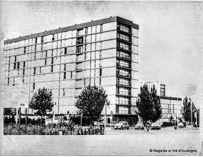 Vieille photo noir et blanc, Montferrand63