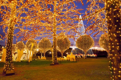 Top 10 Beautiful Cities to Celebrate Christmas | Nashville, Tennessee, USA