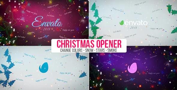 Videohive Christmas Opener 20758064
