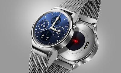 Scelto smartwatch Huawei: sarà Tizen?