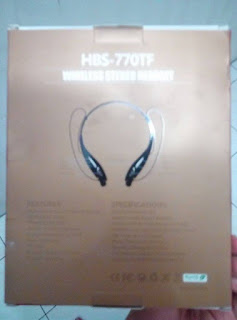 Review LG TONE HBS 770TF