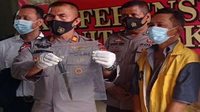 Panas Hati Karena Berdebat Sopir Angkot Warga Perumnas Mandala Dibunuh, Sakit Hati di Warung Tuak