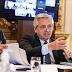 Coronavirus: el Presidente encabezó una nueva reunión interministerial con la participación de gobernadores por videoconferencia