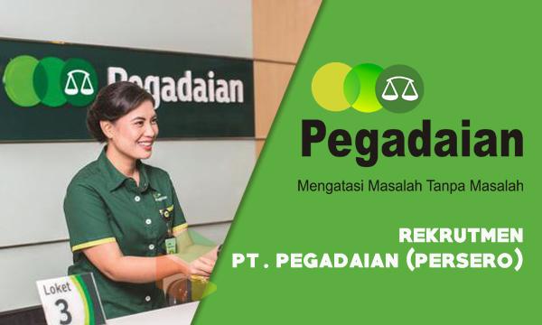 Lowongan Kerja PT Pegadaian (Persero) September 2019