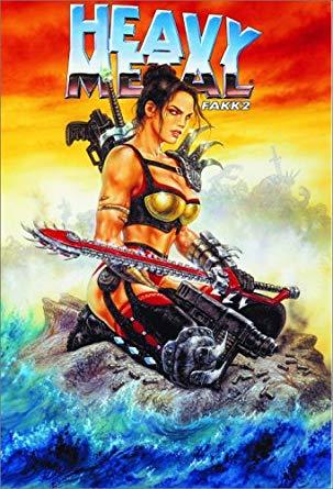 Heavy Metal Fakk 2 - 2001