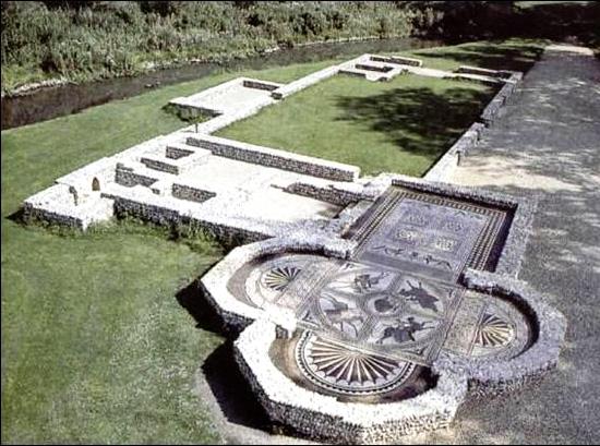 Villa Romana Di Littlecote Inghilterra