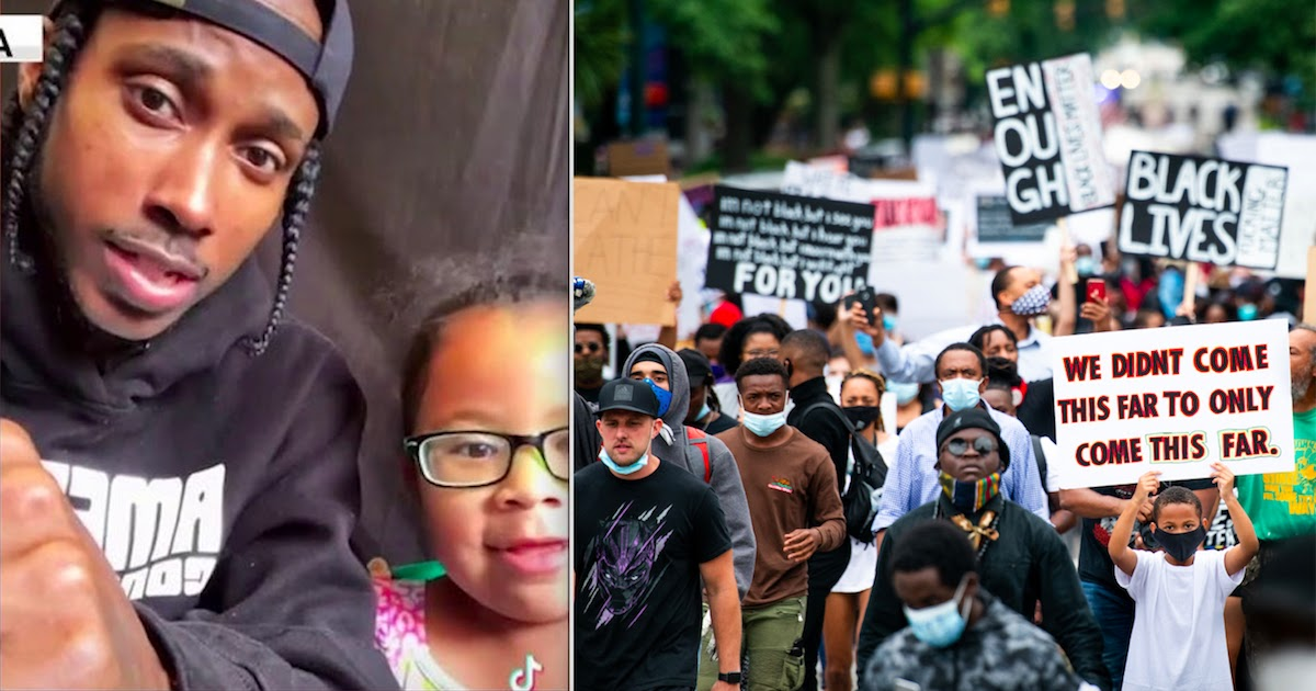 African-American Father And Daughter Go Viral With Video Rejecting Critical Race Theory, Saying 'Your Skin Colour Does Not Matter'