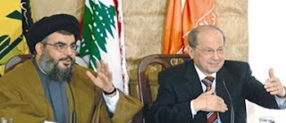 لبنان، اسرائيل، الرئيس اللبناني، حسن نصرالله، حزب الله، نزع السلاح، رويترز، روسيا اليوم، حربوشة نيوز