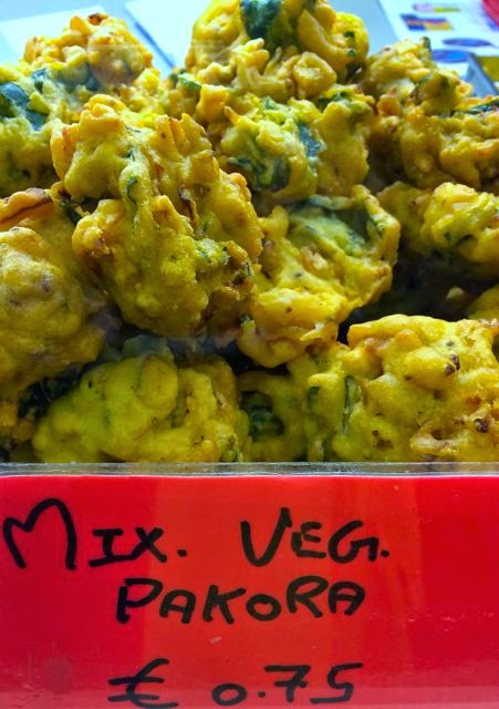 Ethnic Food in Rome {Indian Fast Food}