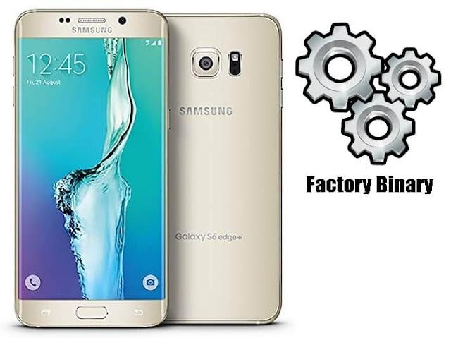 Samsung Galaxy S6 EDGE Plus SM-G928F Combination Firmware