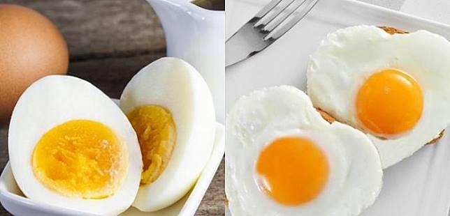 Sehat Mana Antara Telur Rebus atau Telur Goreng