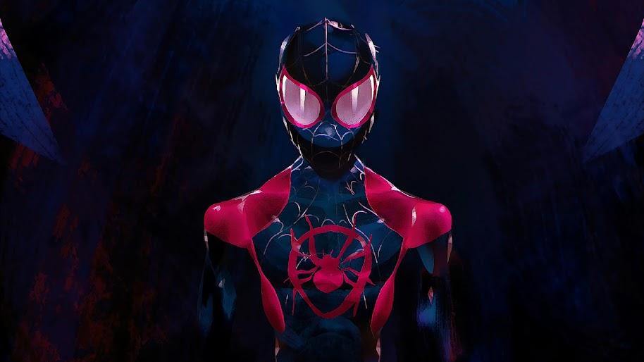 Miles Morales Spider Man Into The Spider Verse 4k 3840x2160 15