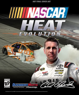 NASCAR Heat Evolution Game Free Download For PC