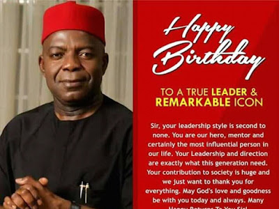 Happy Birthday to Alex Otti