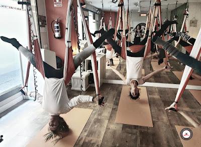 aero yoga españa