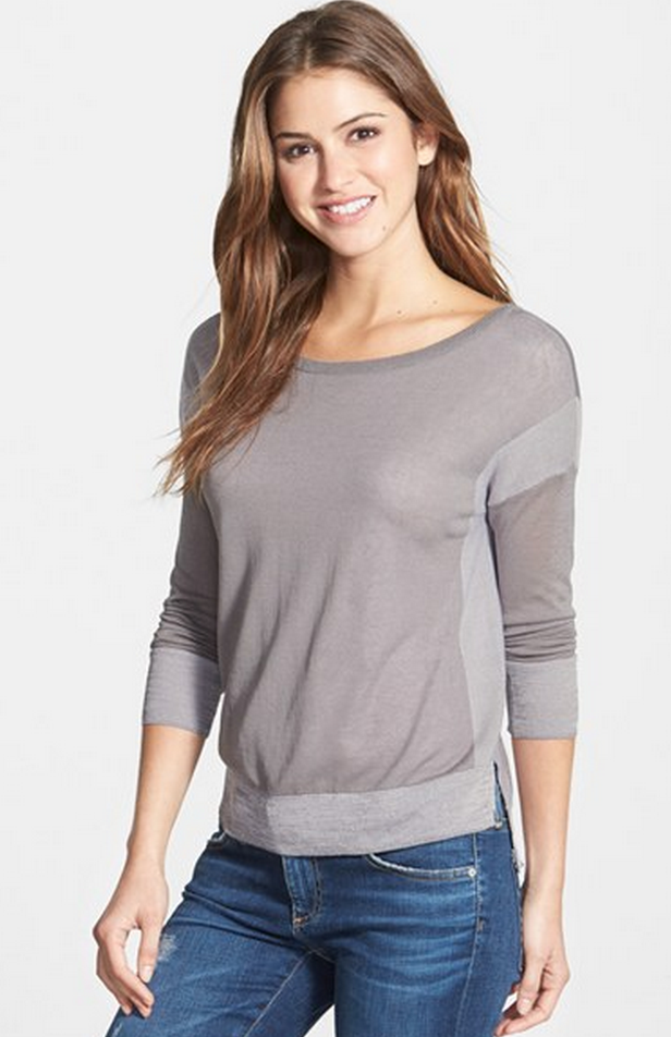cb04fae1b435 My Superficial Endeavors  Caslon Sweaters from Nordstrom