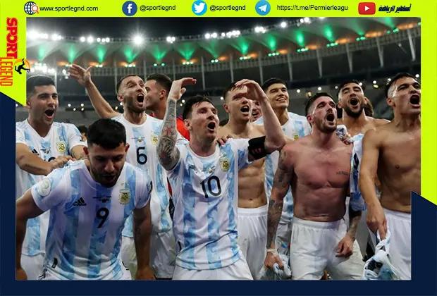 أول لقب للأرجنتين منذ 28 سنة