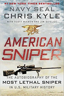 American Sniper by Chris Kyle, Scott McEwen and Jim DeFelice