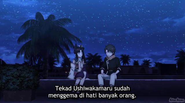 Fate/Grand Order: Zettai Majuu Sensen Babylonia Episode 06 Subtitle Indonesia
