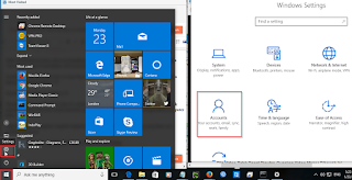Cara Buat Account User Baru Di Windows 10
