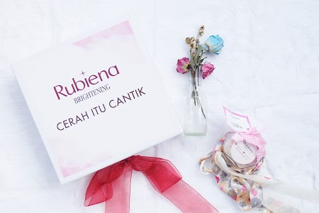 Cerah Itu Cantik bersama Rubiena Brightening Series