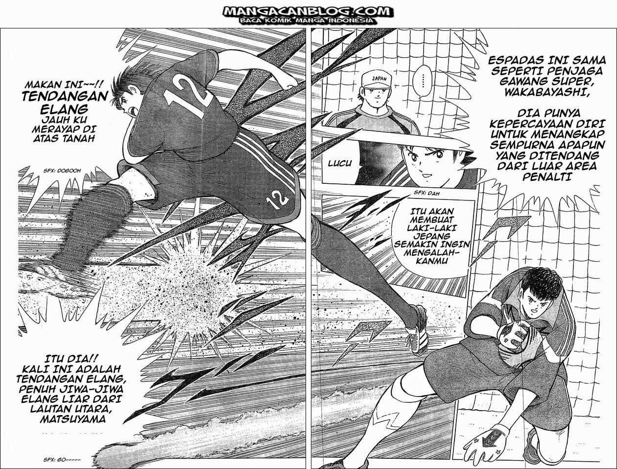 Captain Tsubasa – Rising Sun Chapter 04-14