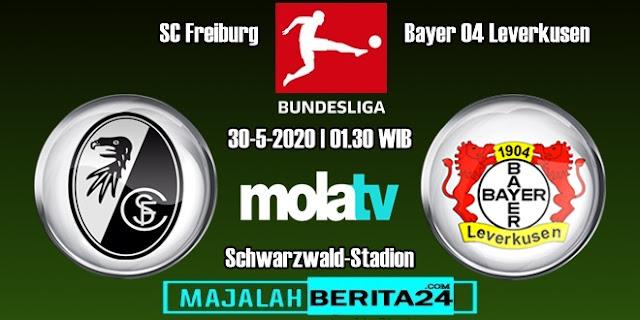 Prediksi Freiburg vs Bayer Leverkusen