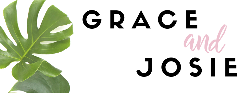 Grace and Josie | A Blog for Moms