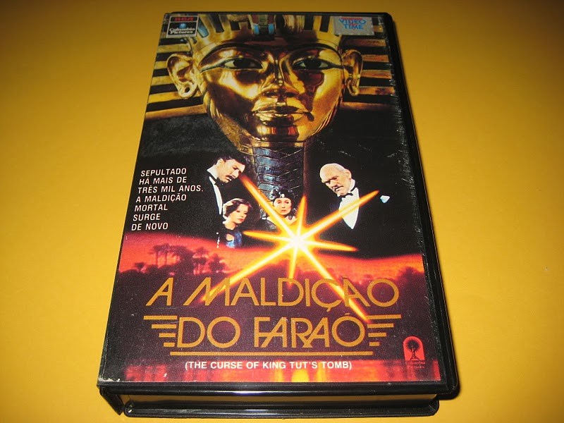 The Curse Of King Tuts Tomb Torrent: NUNO DVD COLLECTION: The Curse Of King Tut's Tomb (1980