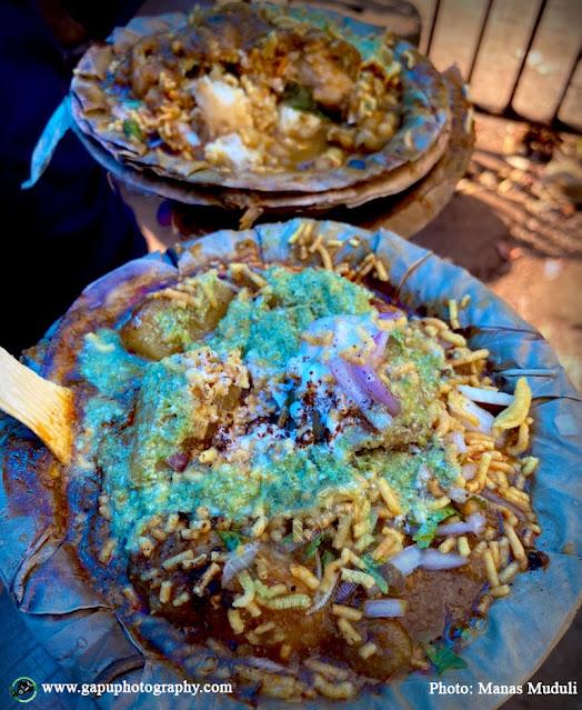 Cuttack Famous Dahibara Aloodum from Kuna Tuna Stall