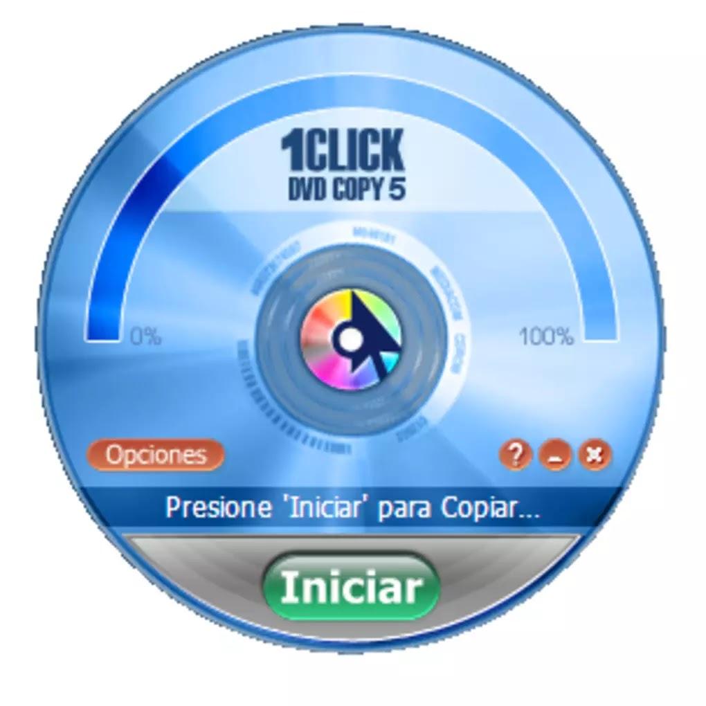 1CLICK DVD Copy Pro 5.1.3.3 poster box cover