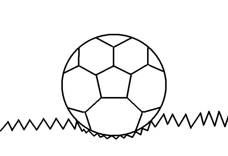 Desenhos Para Colorir Desenho Para Pintar De Bola